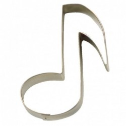 Cookie cutter note, 7 cm