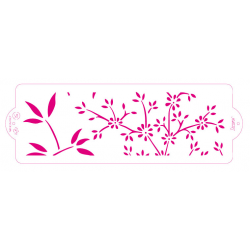 Decora - Nature stencil, 10...