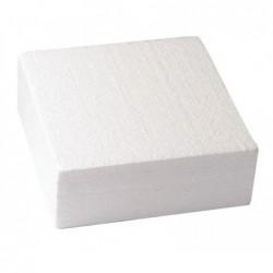 Sagex carré,  15 x 15 x 10 cm