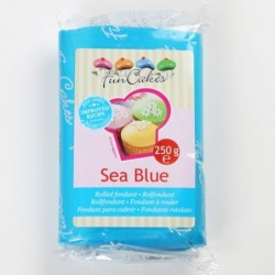Funcakes pâte à sucre bleu...