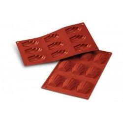 Madelein silicone mold, 9...