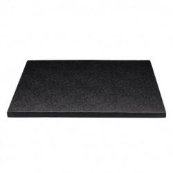 Square Cake Board black, cm...