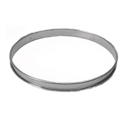 De Buyer - Tart ring, 22 cm...