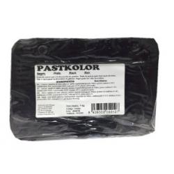 Pastkolor Fondant black, 1 kg