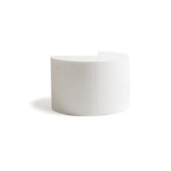 Sagex rond haut, 20 cm x 20 h