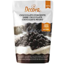 Decora - Chocolat noir (62%...