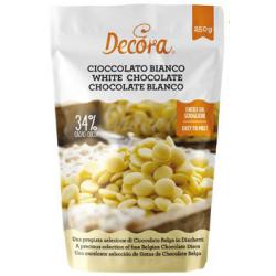 Decora - Chocolat blanc, en...