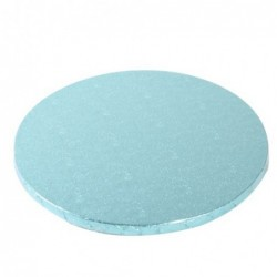 Cake Board baby blue  cm 30...