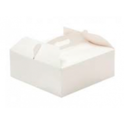 Cake box with handle, 23 x...
