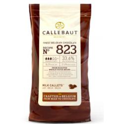 Callebaut - Chocolat brun,...