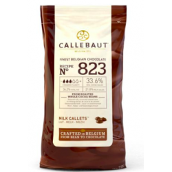 Callebaut -Milk chocolate...