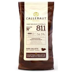 Callebaut - Chocolat noir,...