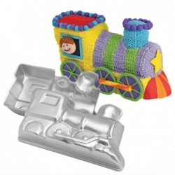 Choo-Choo Train Pan Set