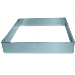 Decora - Baking frame, 20 x...