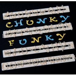 FMM Funky Chunky Alphabet &...