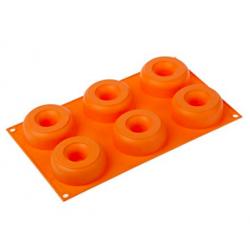 Silikomart - Donuts...