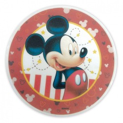Wafer paper disc Mickey, 20 cm