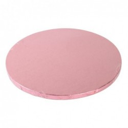 Cake Board Pink cm 25...
