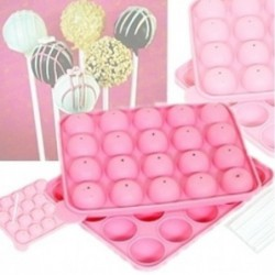 Silicon cake pop mould. 20...