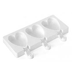 Silikomart - Mini heart ice...