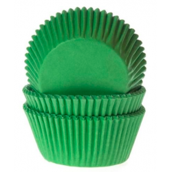 Baking Cups grass green, 50...