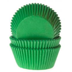 Caissettes à cupcakes vert...