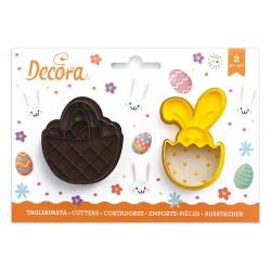 Decora Basket and Bunny...