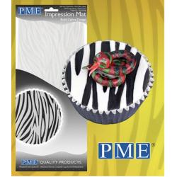 PME - Tapis à texture zèbre