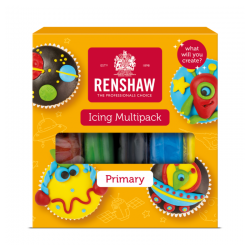 Renshaw - Fondant primary...