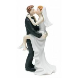 Wedding cake topper couple...