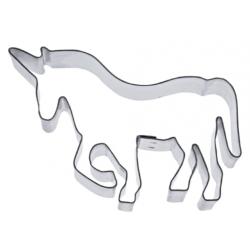 Cookie Cutter Unicorn, 10 cm